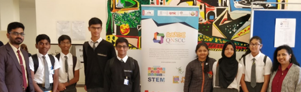 Qatar National Scratch Coding Competition