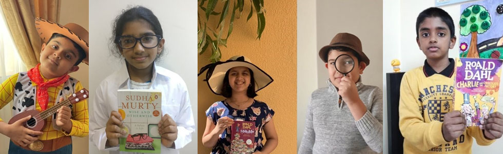CBSE Junior Celebrate World Book Day