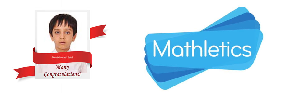 Grade 5 Student Reaches Top Four in World Mathletics Regional Competition