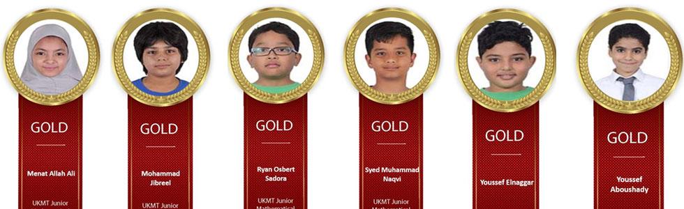 UKMT Junior Challenge Winners